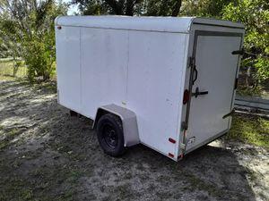 5x10 enclosed trailer for Sale in Polk City, FL