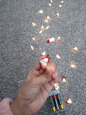 Christmas bell tree light for Sale in Libertyville, IL