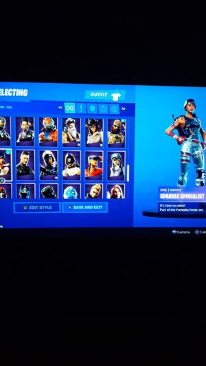 Stacked Account With Reaper Axe And Has A 1000 Wins for Sale in Fresno, CA