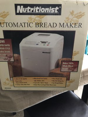 Brand New Automatic Bread Maker for Sale in Bloomfield, NJ