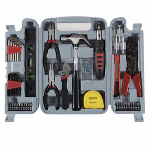 130 Piece Tool Set for Homeowners Campers Boats Automobile Car Electrical for Sale in Granby, CT