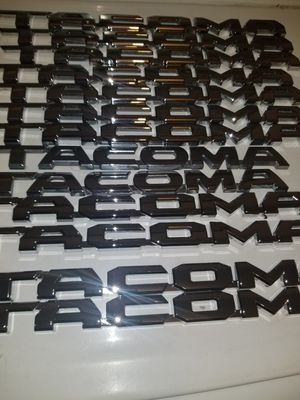 Tacoma car emblem for Sale in National City, CA
