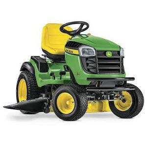 John Deere E170 25-HP V-twin Side By Side Hydrostatic 48-in Riding Lawn Mower with Mulching Capability (Kit Sold Separately) Free Delivery! for Sale in Nolensville, TN