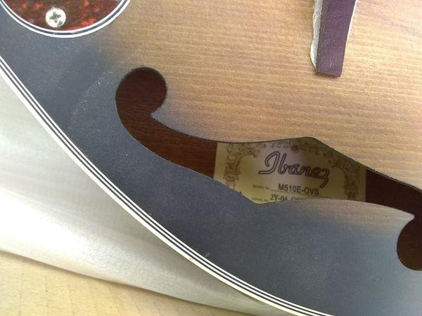 Ibanez A Style Mandolin