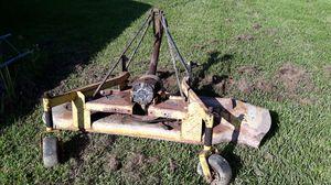 John Deere 261 finish grooming mower for Sale in Pearland, TX