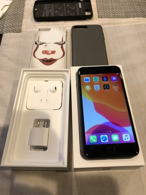 iPhone 7 Plus 256 g Unlocked for all GSM for Sale in Mount Prospect, IL