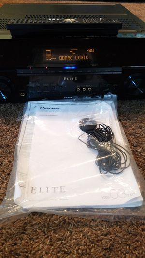 Pioneer elite receiver for Sale in Antioch, CA