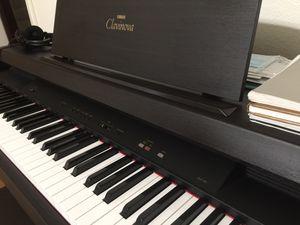 Yamaha Clavinova Digital Piano for SALE! In Prestine Condition!! $700 for Sale in Hayward, CA