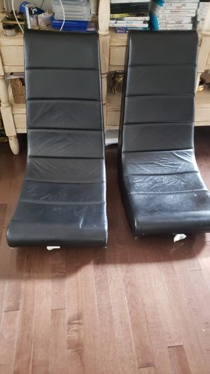 Game chairs - $10 each for Sale in Walpole, MA