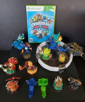 Xbox 360 Skylanders Trap Team Video Game Bundle for Sale in Murrieta, CA