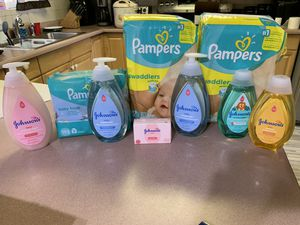 Pampers baby bundle for Sale in Hayward, CA