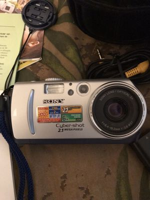 Digital camera, Sony for Sale in Pflugerville, TX