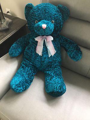 Plush teddy bear for Sale in Venice, FL