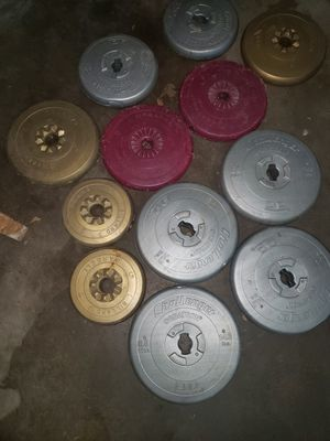 Exercise weights for Sale in Madison, WI