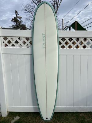 Surfboard 8' With Fins for Sale in Plainview, NY