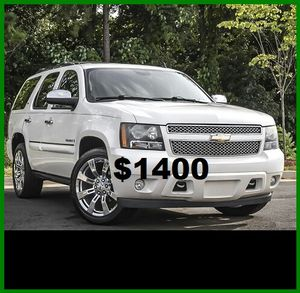 Price$1400 2008 CHEVROLET TAHOE LTZ for Sale in Annapolis, MD