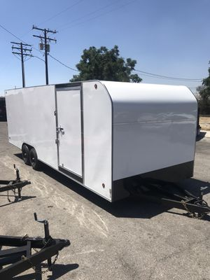 New 8.5x26x7 enclosed trailer for Sale in Fontana, CA