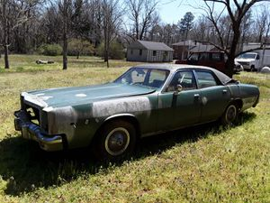 1977 Plymouth Fury for Sale in S CHESTERFLD, VA