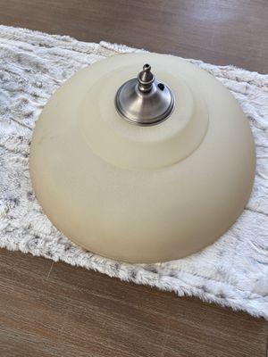 Ceiling fan bowl glass for Sale in Cedar Hill, TX