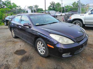 2002 Lexus ES300 runs good for Sale in Hyattsville, MD