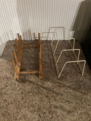 Plate racks or lid racks for Sale in Miamisburg, OH