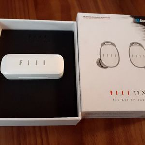 Fiil T1 Xs The Art Of Audio True Wireless Earbuds Ideal For Sports fitness Workouts for Sale in City of Industry, CA