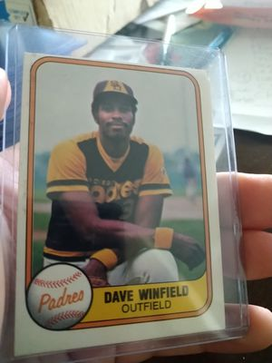 San Diego Padres 1981 Fleer Baseball team set of 23 total baseball cards for Sale in Tampa, FL