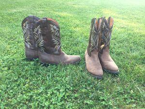 Men's Cowboy Boots for Sale in Falls Church, VA