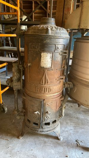 RUUD Antique water heater for Sale in Alameda, CA
