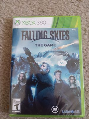 Falling Skies The Game for XBOX 360 New for Sale in Chula Vista, CA
