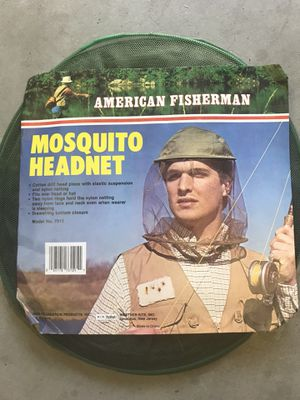 Mosquito head net. Or even an emergency fish net. New in original packaging. for Sale in Anaheim, CA