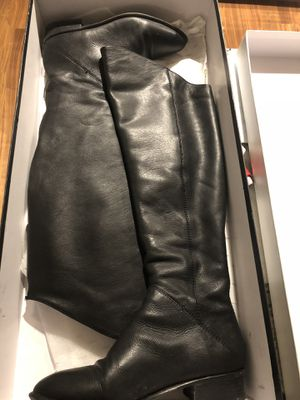 Dolce Vita Meris Flat Leather Riding Boots | Size: 7.5 for Sale in Boston, MA