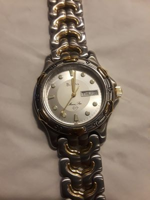 Vintage Bulova watch Marine Star 100M - see description and photos for Sale in Lisle, IL