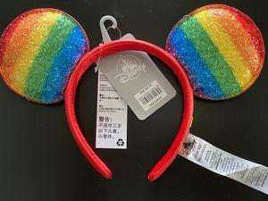 Disney Mickey/Minnie Mouse Ears Headband for Sale in Carson, CA