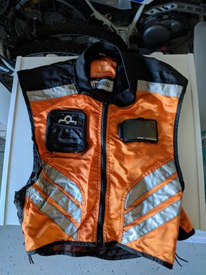 Icon Reflective Motorcycle Vest for Sale in Poway, CA
