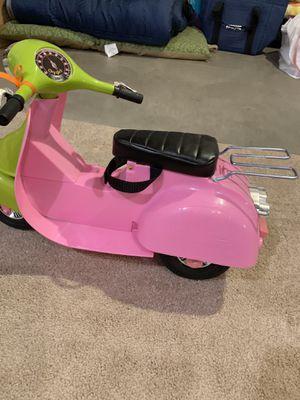 Doll moped for Sale in Northglenn, CO