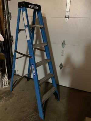 6 foot ladder for Sale in Schaumburg, IL