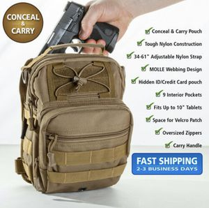 Tactical Waterproof Backpack ( shipping only) for Sale in Phoenix, AZ