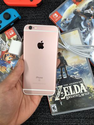 64GB Rose Gold iPhone 6S Factory Unlocked (Pink). for Sale in New York, NY