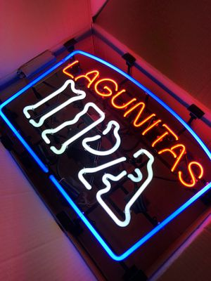 Lagunitas beer neon sign for Sale in Chino, CA