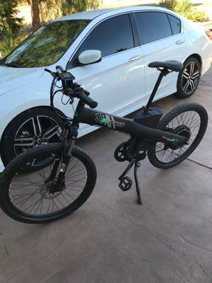 1000 watt Ebike for Sale in Naperville, IL