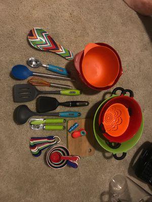 Kitchen utensils for Sale in Tampa, FL