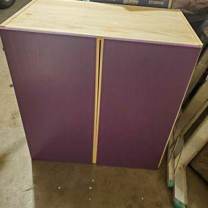 Ivar Pine Cabinet, for Sale in Aurora, CO