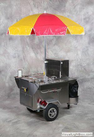 "Hot Dog Cart "" The New Yorker"" for Sale in Azalea Park, FL"