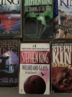 Stephen King Books for Sale in Albuquerque,  NM