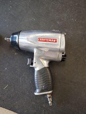 Craftsman air tools, impact wrench and ratchet for Sale in Maple Valley, WA