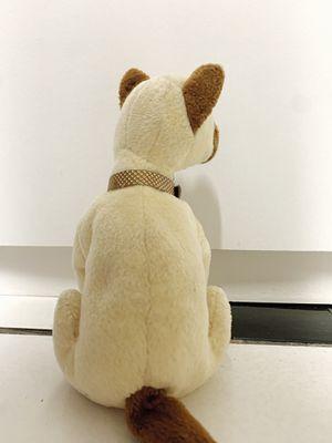 Cute cat plushie Siam. for Sale in Miami, FL