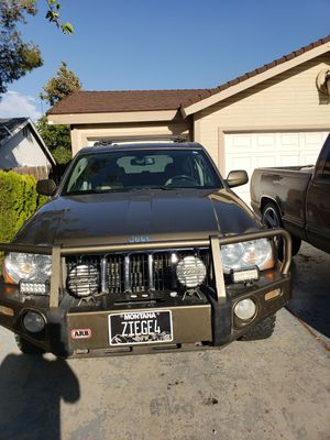 Parting out 2009 jeep grand Cherokee blown motor for Sale in Oak Hills, CA