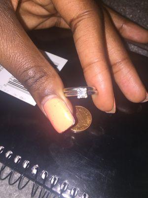Engagement ring set for Sale in Detroit, MI