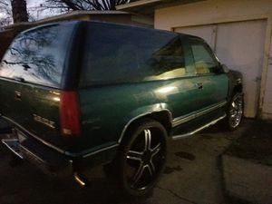 93 Chevy Jimmy blazer for Sale in Arlington, TX